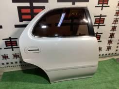 Дверь задняя правая Toyota Cresta 90 #11959 дефект!