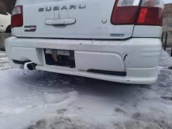 Продам бампер задний Subaru Forester SF5 sti во Владивостоке