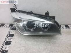 Фара передняя правая BMW X1 E84 ксенон
