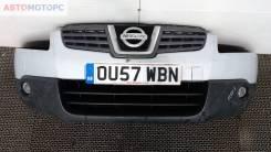 Бампер передний Nissan Qashqai 2006-2013 2007 Джип (5-дверный)