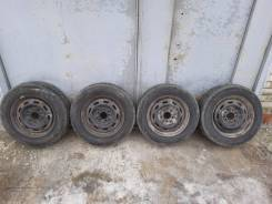 Комплект колес nissan r15