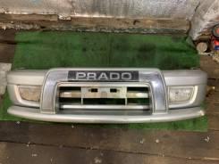 Бампер передний 2 модель Japan prado 95