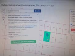 Продаётся участок в Анисимовке. 1 500кв.м., аренда. План (чертёж, схема) участка