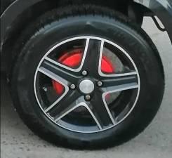 Летние шины на литье