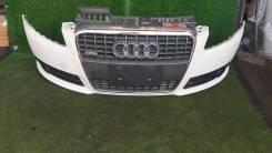 Бампер передний в сборе целый AUDI A4 B7 Quattro 2.0T S-line