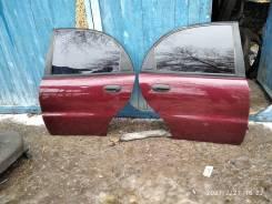 Дверь задняя правая Chevrolet Lanos 2004 [96303929]