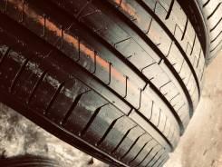 Pirelli P Zero PZ4. летние, б/у, износ до 5%