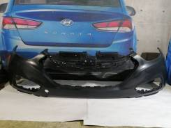 Hyundai IX35 бампер передний