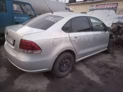 Volkswagen Polo. ПТС+Железо серебристо-желтый 2012 года в Кемерово