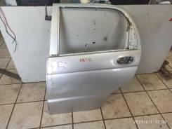 Дверь задняя левая Daewoo Matiz Z