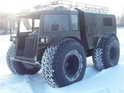 Самодельная модель. Вездеход Болотоход , 2020 в Новосибирске, 1 500куб. см.