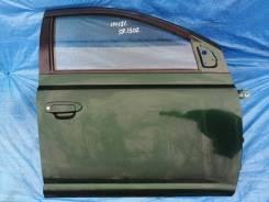 Дверь передняя правая Цвет: 6R4 Toyota Platz SCP11[KaitaiAuto]