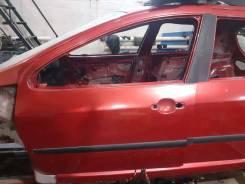 Дверь передняя Peugeot 307