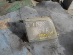 Фара 60-51, Toyota Land Cruiser Prado 95, KZJ95, #J95