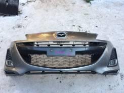 Бампер передний Mazda Axela Blefp