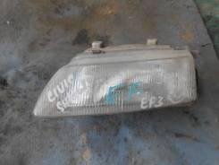 Фара 001-8587, Honda Civic Shattle 85, EF3