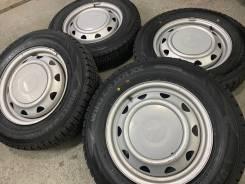 145/80R13 Dunlop Winter Maxx WM02 С дисками 4.00B