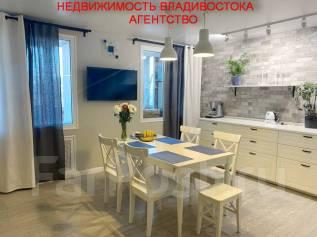 4-комнатная, улица Авраменко 17. Эгершельд, проверенное агентство, 137,4кв.м. Интерьер