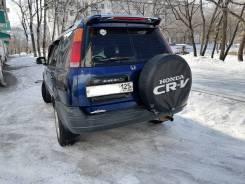 Honda CR-V. автомат, 4wd, 2.0 (130л.с.), бензин, 220тыс. км