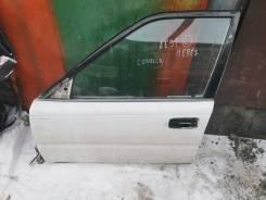 Дверь передняя левая Toyota Corolla AE91