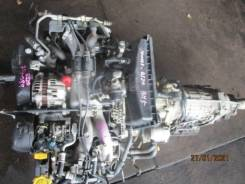 Двигатель Subaru EJ201 EJ202 с АКПП на Forester SF5