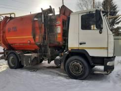 Коммаш КО-449-33. Продам мусоровоз с боковой загрузкой, 5 650куб. см.