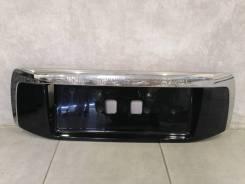 Накладка двери багажника Toyota Land Cruiser Prado 150 2009-2013 ориг 7680160200