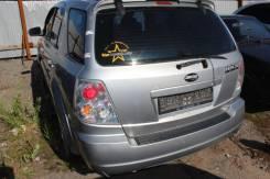 Крыло заднее правое левое Kia Sorento BL Киа Соренто 2002-09гг