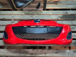 Бампер передний Mazda Demio DE3FS