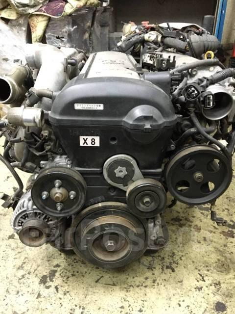 Двигатель Toyota 1jz-gte vvti После обслуживания jzz30 jzz31 jzx100