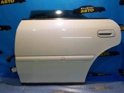 Дверь задняя левая Toyota Chaser GX100/JZX100 (цвет 047), 89