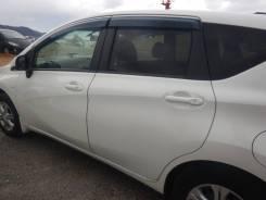 Дверь левая задняя Nissan NOTE E12 2013г