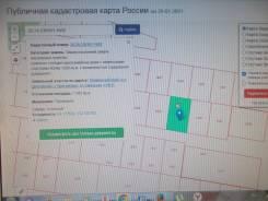 Продаётся земельный участок ( ИЖС) в Анисимовке. 1 500кв.м., аренда. План (чертёж, схема) участка