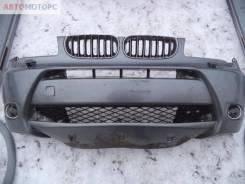Бампер передний BMW X3 E83 2003 - 2010 2005