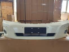 Бампер передний Nissan Patrol 62 Diamond Edition Белый