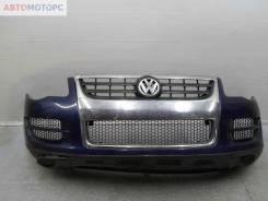 Бампер передний Volkswagen Touareg I (7L) 2002 - 2010 2010 (Джип)