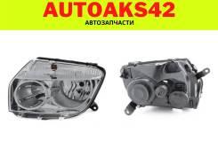 Фара Renault Duster 10-15 левая