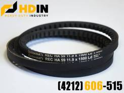 Ремень приводной A59 (HA59) 11.9X1500 Ld / Contitech A59 A59