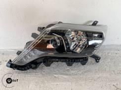 Фара левая Toyota LC Prado 150 (2015 - 2018) Black Style оригинал