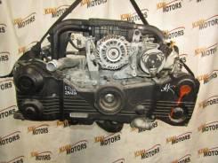 Контрактный двигатель Субару Импреза EJ204