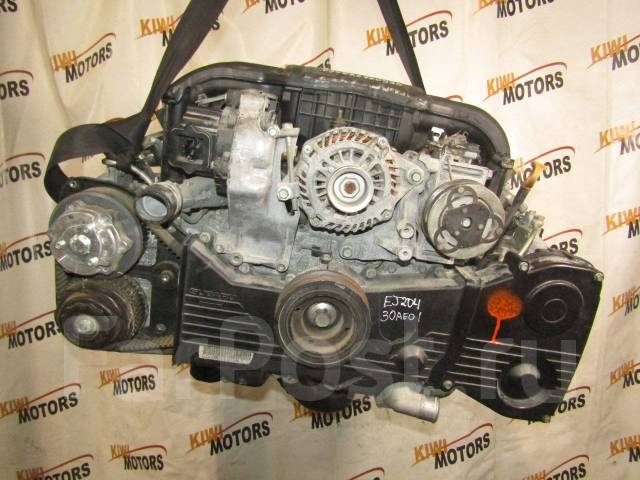 Двигатель EJ204 Субару Форестер