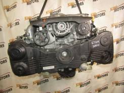 Контрактный двигатель Субару Форестер EJ204