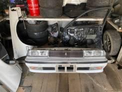 Дорестайловый комплект оптики( фары, габариты) Toyota Cresta x81