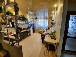 2-комнатная, улица Анны Щетининой 37. Снеговая падь, агентство, 55,1кв.м.
