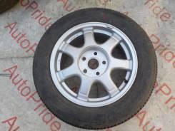 Запасное колесо Toyota Crown Majesta с летней резиной 215/60/16