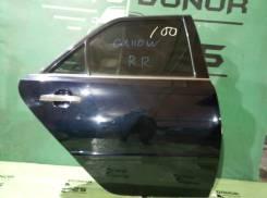 Дверь задняя правая Toyota Mark II BLIT 2002г краска 8Р8