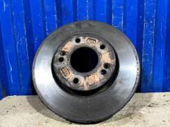 Тормозной диск Kia Cerato 2011 [517121M000] 2 1.6 G4FC, передний 517121M000