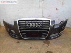 Бампер передний Audi A6 C6 (4F2) 2004 - 2011 2009 (Седан)