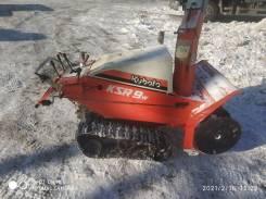 Suzuki. Продам снегоуборочную машину Kubota ksr9, 300куб. см.