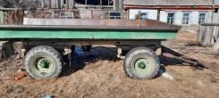 Калачинский 2ПТС-4. Продаётся тракторный прицеп, 3 000кг.